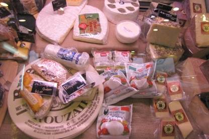 Camden Market - Fromages et fromageries - 416-488-8000