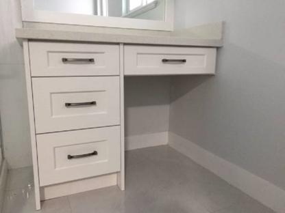CJ Woodworking Ltd - Cabinet Makers - 778-565-5350