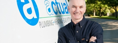 Actual Plumbing & Heating Ltd - Plumbers & Plumbing Contractors - 604-874-4808