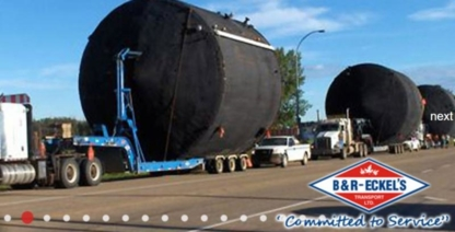 B&R Eckel's Transport - Freight Forwarding - 780-942-3087
