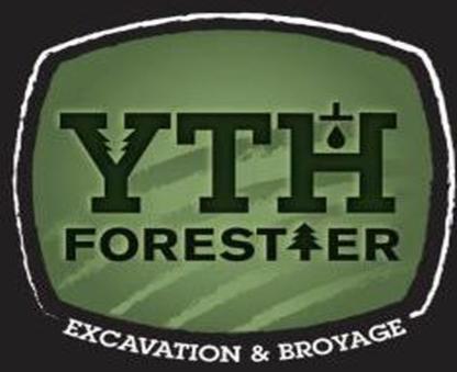 YTH Forestier excavation et broyage - Service d'entretien d'arbres - 418-740-3666