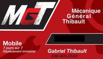 Mécanique Générale Thibault Mobile - Auto Repair Garages