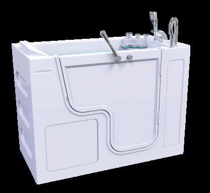 Safety Bath Walk-in Tubs - Safety Equipment & Clothing - 403-394-1144