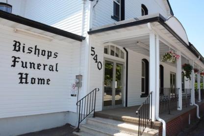 Bishop's Funeral Home Ltd - Funeral Homes - 506-458-1885