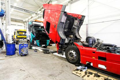 Mike Merry's Truck & Trailer Repair - Truck Repair & Service