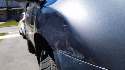 Dent Vanish - Paintless Dent Repair - Réparation de carrosserie et peinture automobile