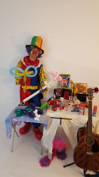 Gilobo Le Clown - Clowns