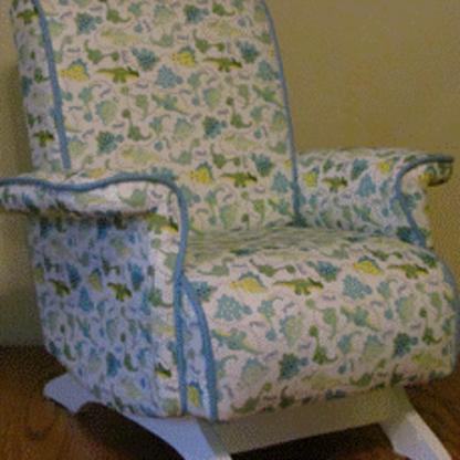 Baxter Upholstery - Upholsterers - 250-768-0211