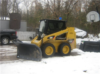J T Property Maintenance - Snow Plowing & Clearing Services - 705-721-9335