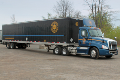 Bert & Son's Cartage Limited - Service express et camionnage - 519-753-2114
