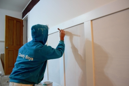 Coady Boys Painting - Painters - 778-888-6273