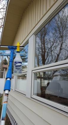 Ace Exteriors - Lavage de vitres