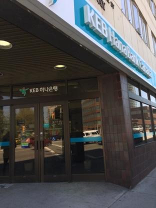 Korea Exchange Bank of Canada - Banks - 604-629-0860