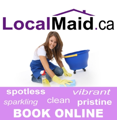LocalMaid - Dry Cleaners - 250-826-2225