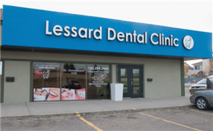 Lessard Dental - Teeth Whitening Services - 780-394-3494