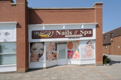 Bliss Nail Bar - Beauty & Health Spas - 905-554-8872