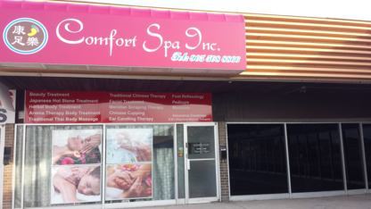 Comfort Spa Inc - Hot Tubs & Spas - 905-508-8866