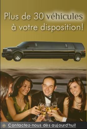 Limousines Rive Sud - Limousine Service