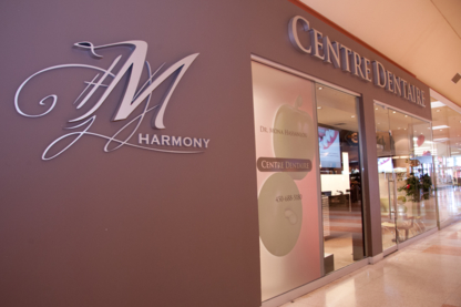 Centre Dentaire M. Harmony - Traitement de blanchiment des dents - 450-688-5180