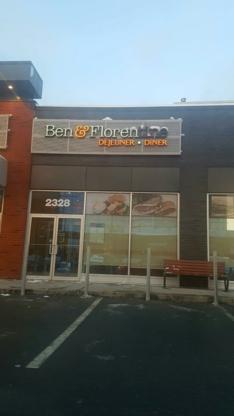 Ben & Florentine - Breakfast Restaurants - 514-733-7337