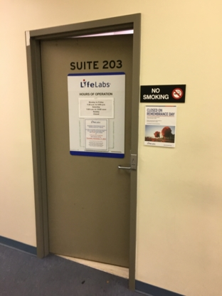 LifeLabs - Laboratoires médicaux - 604-294-6686