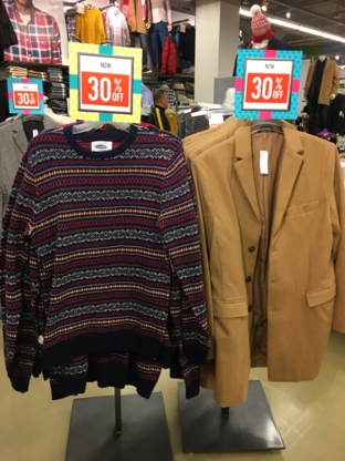 Old Navy - Clothing Stores - 604-451-9004