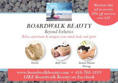 View Boardwalk Beauty Beyond Esthetics's Scarborough profile