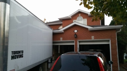 Toronto Unique Moving Inc - Moving Services & Storage Facilities - 647-295-3637