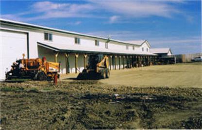 Mountainview Paving Ltd - Paving Contractors - 403-369-1235