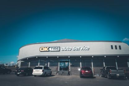 OK Tire - Tire Retailers - 403-627-3330