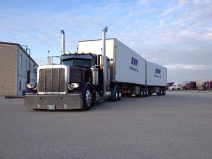 E B D Enterprises Inc. - Transportation Service