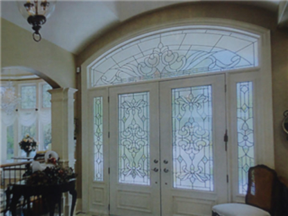 Patrician Stained Glass Studio - Kitchen Cabinets - 905-353-0469