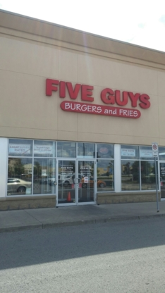 Five Guys - American Restaurants - 905-728-8803