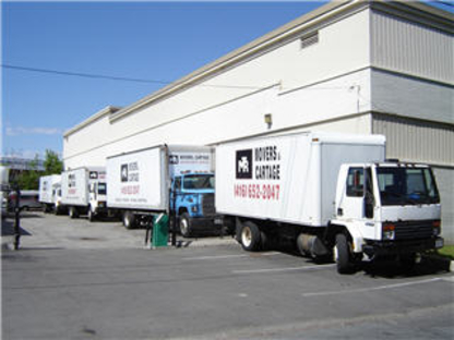 Movers Cartage - Moving Services & Storage Facilities - 416-652-2047