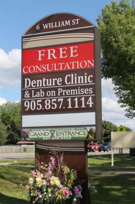 Ryan Assal Denture Clinic - Teeth Whitening Services - 905-936-6544
