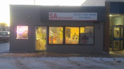 S A Restaurant - 780-781-8566