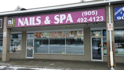 New Image Nails And Spa - Nail Salons - 905-492-4123