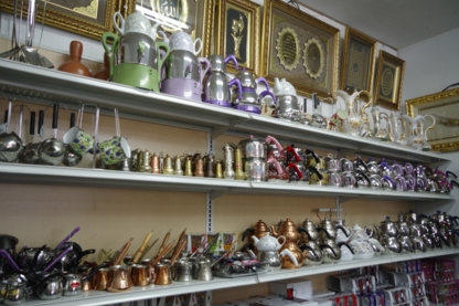 Cappadocia Import Turkish Bazaar Ltd - Gift Shops - 780-451-3565
