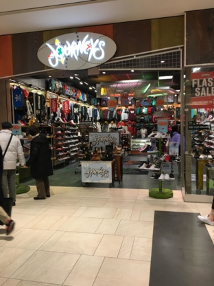 Journeys - Clothing Stores