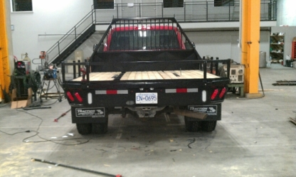 Iron Valley Fabrication - Welding - 250-470-2658