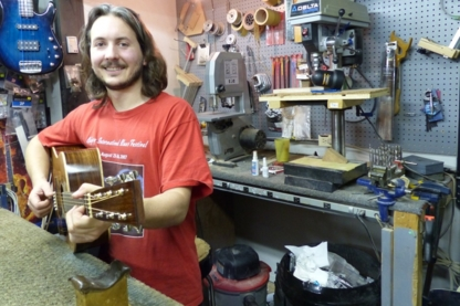 Steve's Guitar Repair Service - Musical Instrument Repair - 403-837-9958