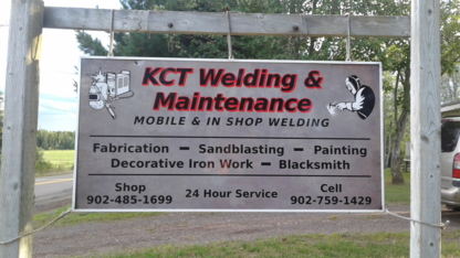 KCT Welding and Maintenance - Commercial, Industrial & Residential Cleaning - 902-485-1699