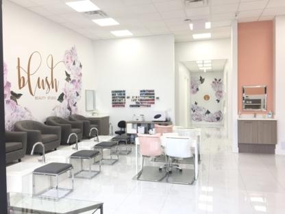 Blush Beauty Studio - Salons de coiffure et de beauté - 604-372-3380