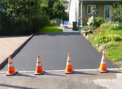 Bleau Terrassement - Paving Contractors
