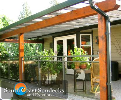 South Coast Sundecks & Exteriors - Decks - 604-921-9185