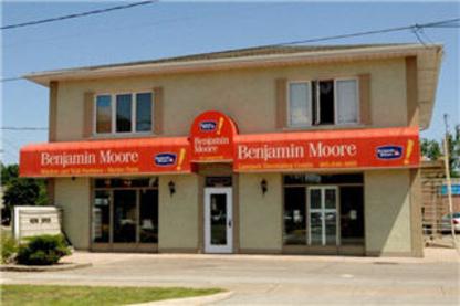 Lakeport Paint - Benjamin Moore Retailer - Paint Stores - 905-646-4606