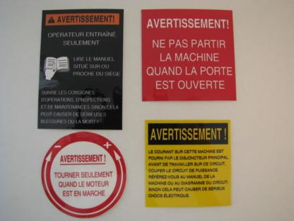 Voir le profil de Az Pantograv Inc - Saint-Roch-de-l'Achigan