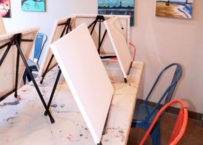 PaintSpace Art Lounge - Arts & Crafts Classes & Schools - 289-752-9438