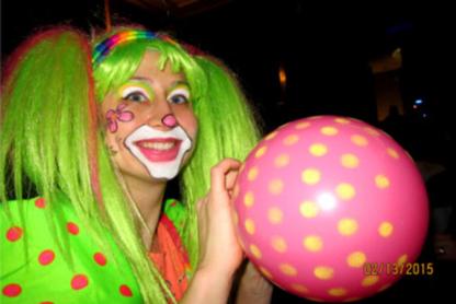Clown Marie-Popette - Clowns