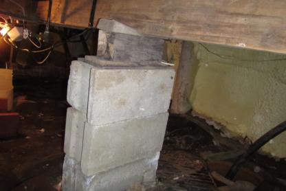 Les Inspections Max - Inspecteurs en bâtiment et construction - 514-805-1665